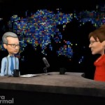 Sarah Palin on Larry King