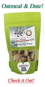 oatmeal dog treats
