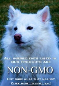 non gmo dog food